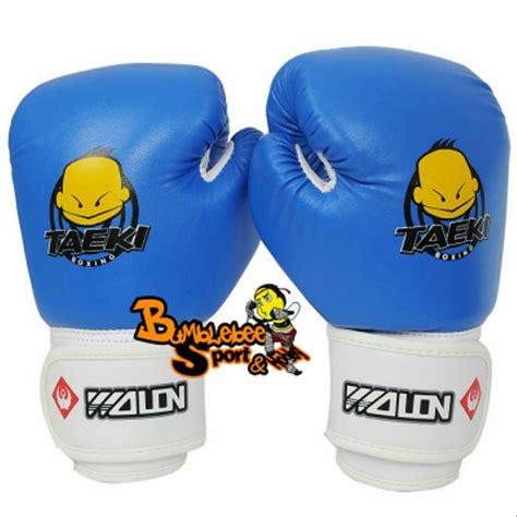 jual sarung tinju anak wolon boxing gloves di lapak bumblebee sports and hobby