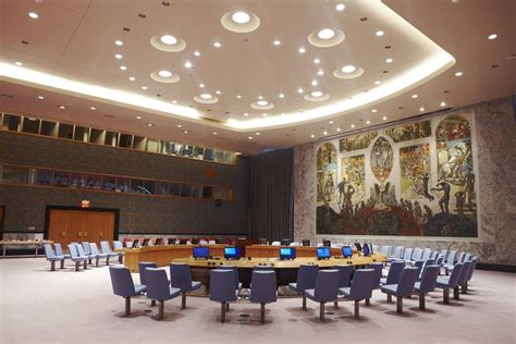 Photo 5 Of 7 In A Look Inside The United Nations Restored