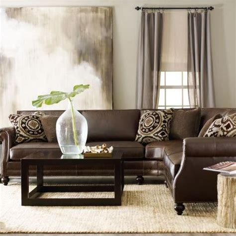 Bernhardt Brae Sofa Leather by 17 Best Images About Bernhardt Sofas Sectionals On