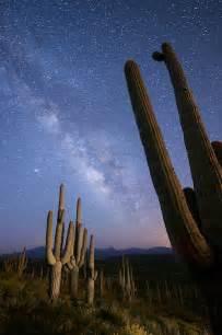 Milky Way Over Arizona