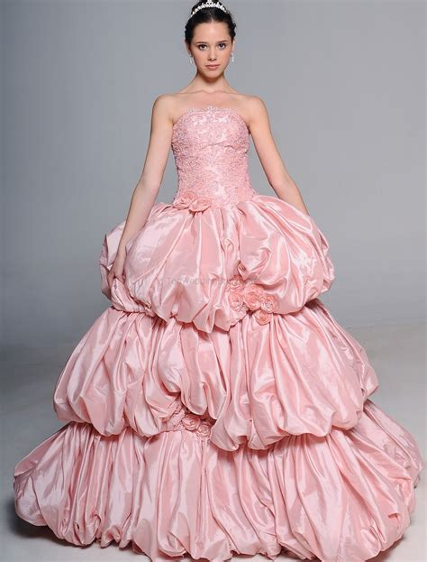 Pink Wedding Dress Trends 2016  Fashion Fuz. Indian Wedding Dresses Names. Buy Wedding Dress Vintage London. Halter Neck Wedding Dress With Sleeves. Wedding Guest Dresses In Canada. Lace Wedding Dress Halter Neck. Big Fat Gypsy Wedding Dress Designer. Empire Waist Wedding Dresses With Straps. Sweetheart Wedding Dresses With Lace Sleeves
