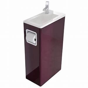 Petit Lave Main Wc : ensemble lave mains glossy les lave mains lapeyre ~ Dailycaller-alerts.com Idées de Décoration