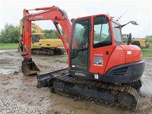 25  Best Ideas About Kubota Excavator On Pinterest