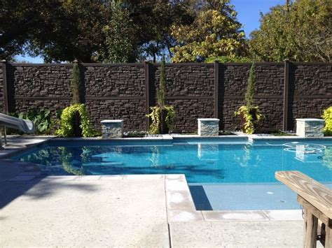 fence fencing privacy fence  swimming pools lovemyfence swimming pools pool