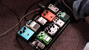 Guitar Effects - Pedal Boards - Gino Matteo