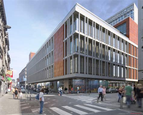 immeuble bureau transformation d 39 un immeuble de commerces en bureaux