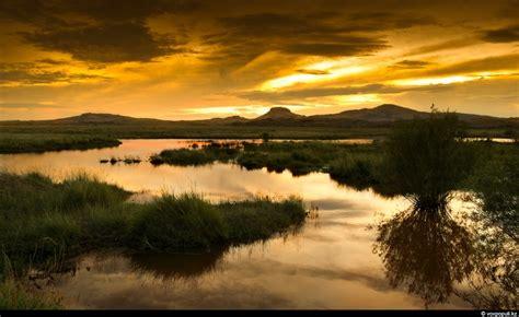 Breathtaking Views Kazakhstan Nature