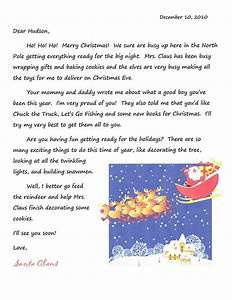 personalized letter from santa christmas pinterest With how to get a personalized letter from santa