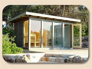carport terrassenuberdachung gartensauna pavillon holz With französischer balkon mit garten überdachung freistehend