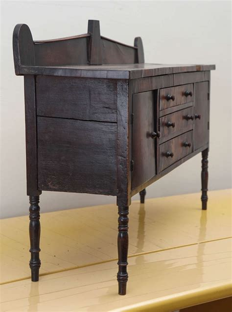 Sideboards For Sale Ireland by Diminutive Mahagony Sideboard For Sale At 1stdibs