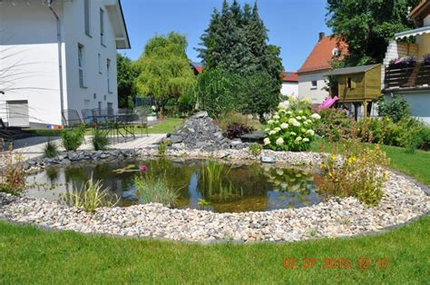 Teich Und Wasserlaufbau  Garten Und Landschaftsbau