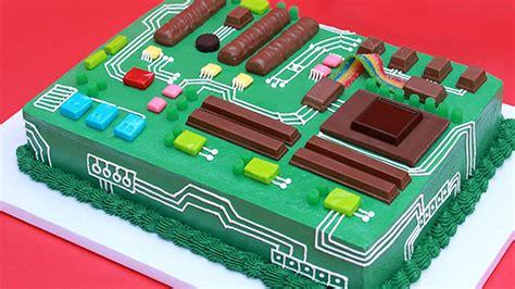 motherboard cake adafruit industries