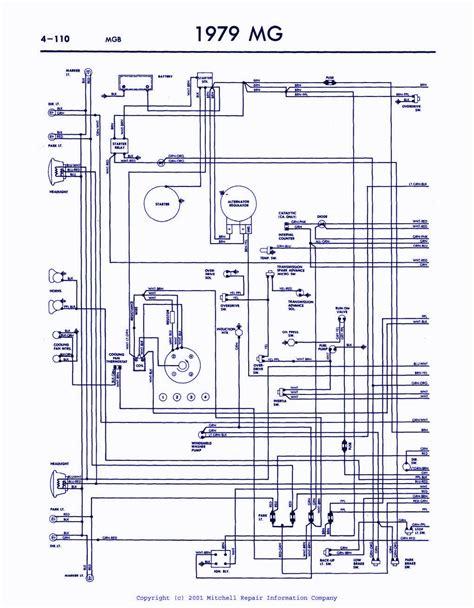 1979 mg mgb wiring diagram auto wiring diagrams