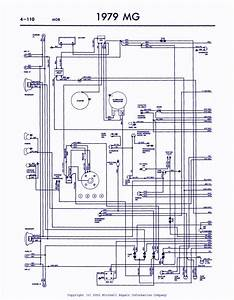 1979 Mg Mgb Wiring Diagram