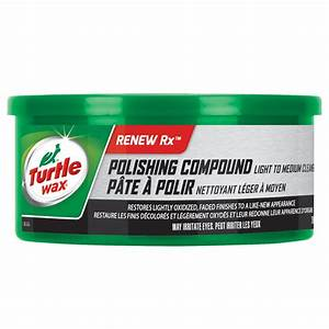 Pate à Polir : turtle wax p te polir t 241c ace canada ~ Melissatoandfro.com Idées de Décoration