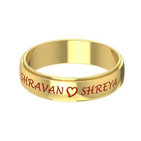 kerala wedding rings designs with name collections that you will love