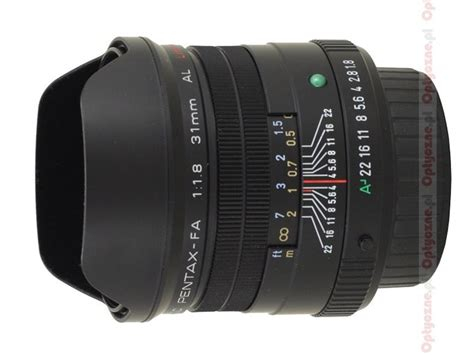 pentax smc fa 31 mm f 1 8 al review introduction