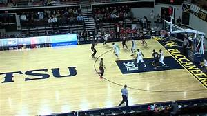 ETSU Men's Basketball vs VMI Highlights - YouTube