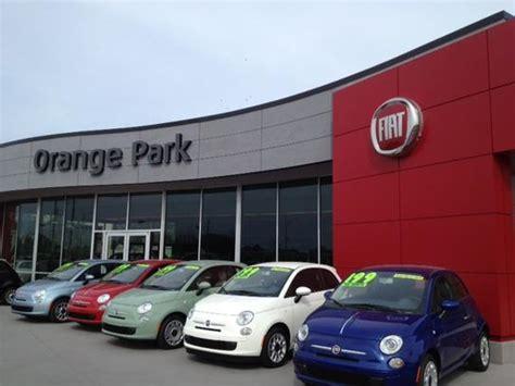Fiat Orange Park by Fiat Of Orange Park Car Dealership In Jacksonville Fl