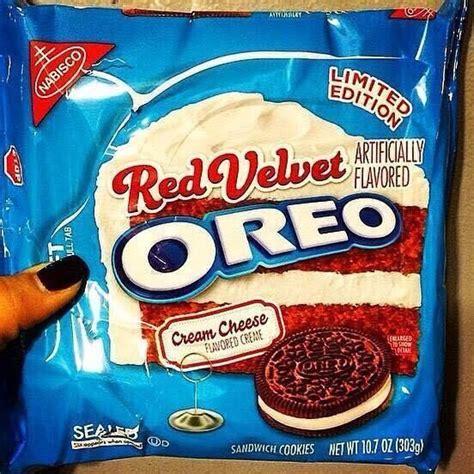 cupcake sandwich cookies red velvet oreos