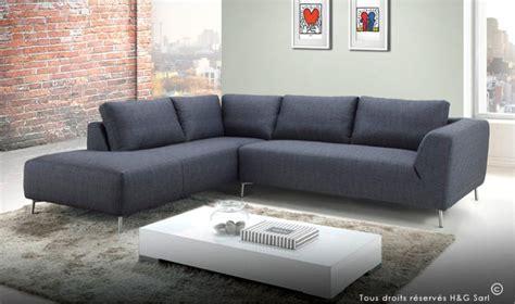 canape d angle en tissu design moon mobilier haut de gamme pour salon