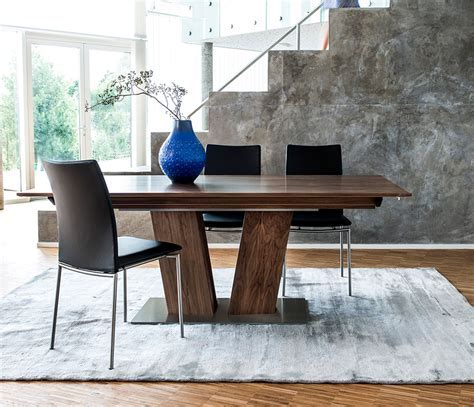 Extending Dining Table   A13739   Wharfside Danish Furniture