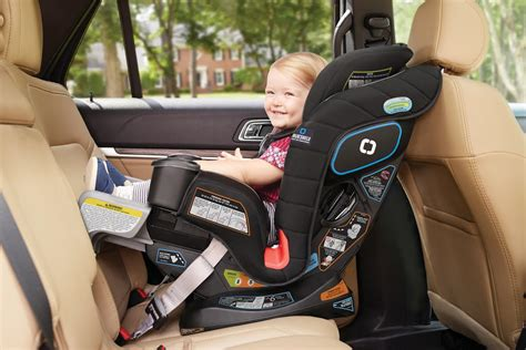 The Graco Extend 2 Fit 3- In-1 Car Seat With Trueshield