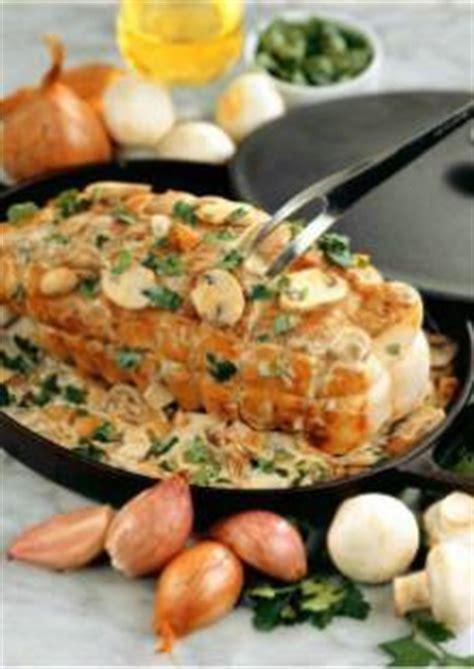 cuisiner un roti de dinde rôti de dinde à la normande