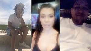 Kourtney Kardashian | Snapchat Videos | April 2017 | ft ...