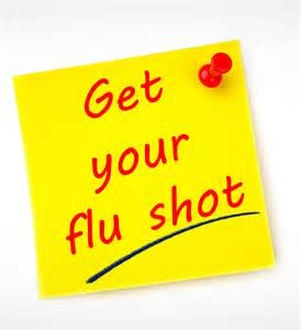 Flu Shots Available Now