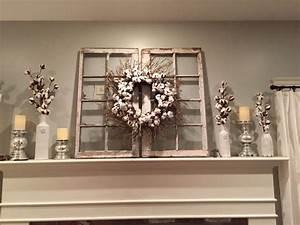 Magnolia market cotton wreath hgtv fixer upper for the