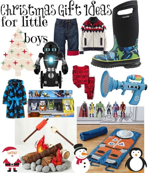 christmas gift ideas for kids little boys chic everywhere