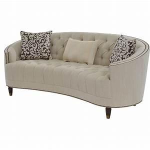 Kimberly cream sofa el dorado furniture for Sectional sofas el dorado