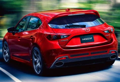 Mazda 3 Mps To Have Turbo 2.5-litre, Awd