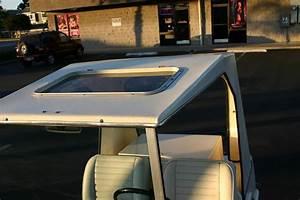 Custom Rolls Royce Royal Ride Golf Cart Electric White