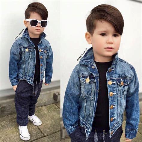 gaya fesyen moden  terkini  kanak kanak lelaki
