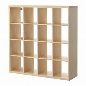 Ikea Kallax 4x4 : ikea kallax 16 4x4 shelf shelving unit bookcase storage in birch effect alteration remake ~ Frokenaadalensverden.com Haus und Dekorationen