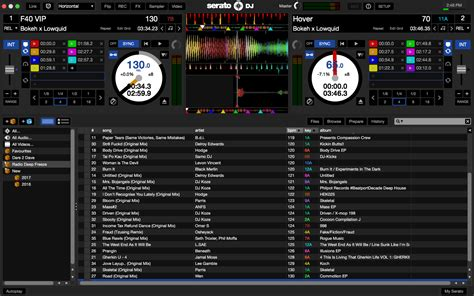 Serato 4 Decks 9000 Tweet Deck