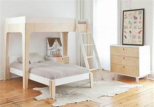 Lit Bébé Gain De Place : 60 lits mezzanine pour gagner de la place elle d coration ~ Melissatoandfro.com Idées de Décoration