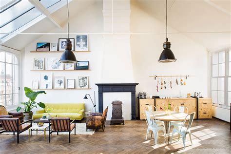 appartement 1 chambre bruxelles intérieur pop up store loft vintage industriel