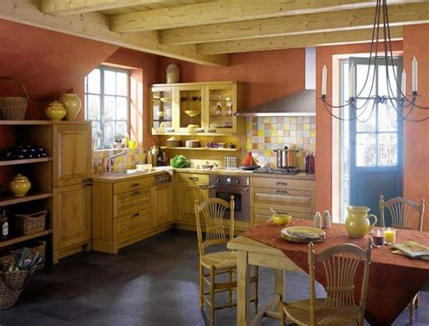colorful country kitchens 20 best country kitchen design ideas 2335