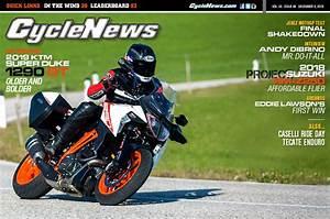 Cycle News Magazine #48: KTM Super Duke GT, Jerez MotoGP Test...