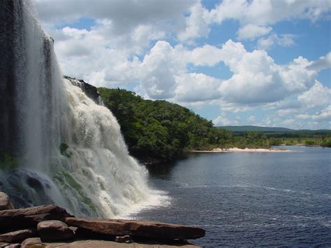 Angel Boat Trip by Boat Trip To Angel Falls Cacao Travel