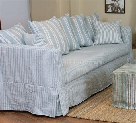 blue and white striped sofa black and white striped sofa
