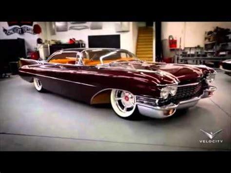 kindig  design  cadillac convertible copper caddy