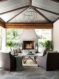 outdoor fireplace designs Outdoor Fireplace Ideas