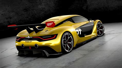 renault sport rs 01 white renault sport rs 01 debuts at moscow motor show video