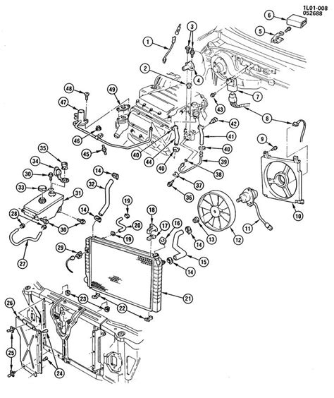 Ford Engine Performance Partsdiagram Nissan