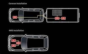 Projecta Idc25 Dc To Dc Mppt Solar 4x4 4wd Agm Dual