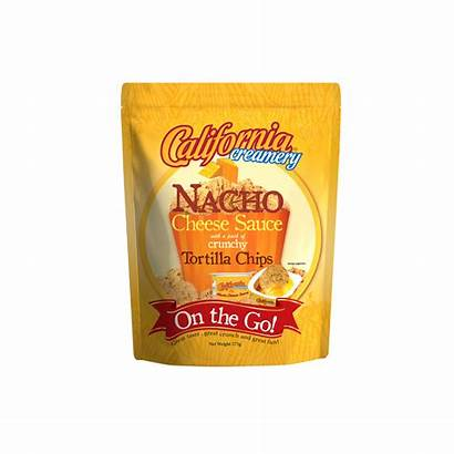 Chips Tortilla Nacho California Creamery Cheese Combo